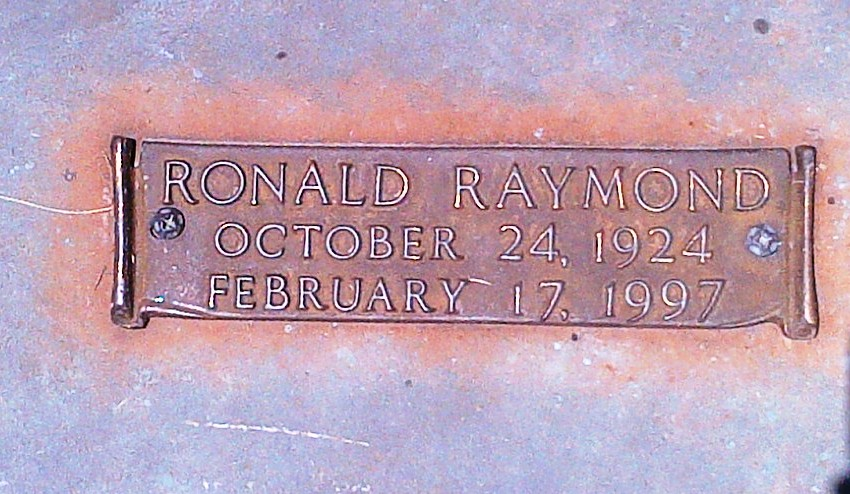 Ronald Raymond Estes