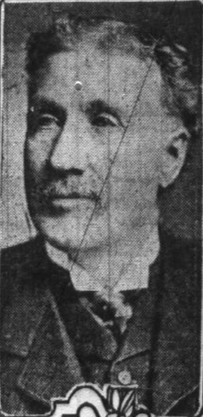 CPT Edward Gifford Crosby