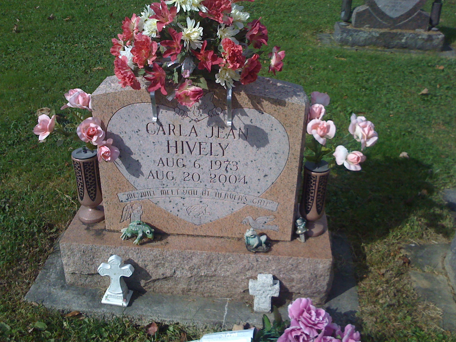 Carla Jean Hively Find A Grave Memorial