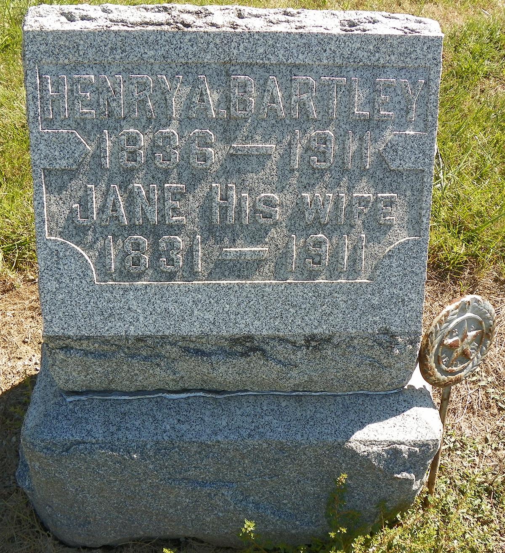Jane Frances <i>Deviney</i> Bartley