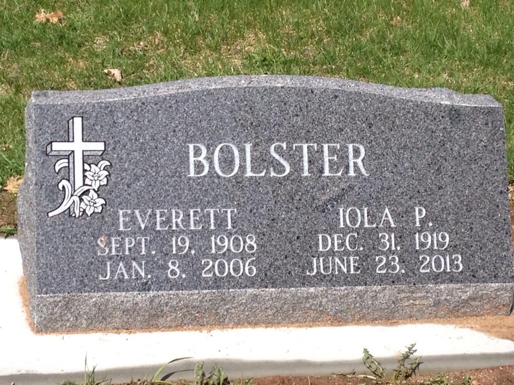 Everett Bolster