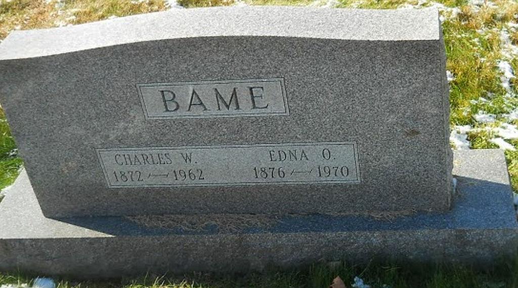 Charles W. Bame