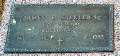 James E. Falkler, Sr