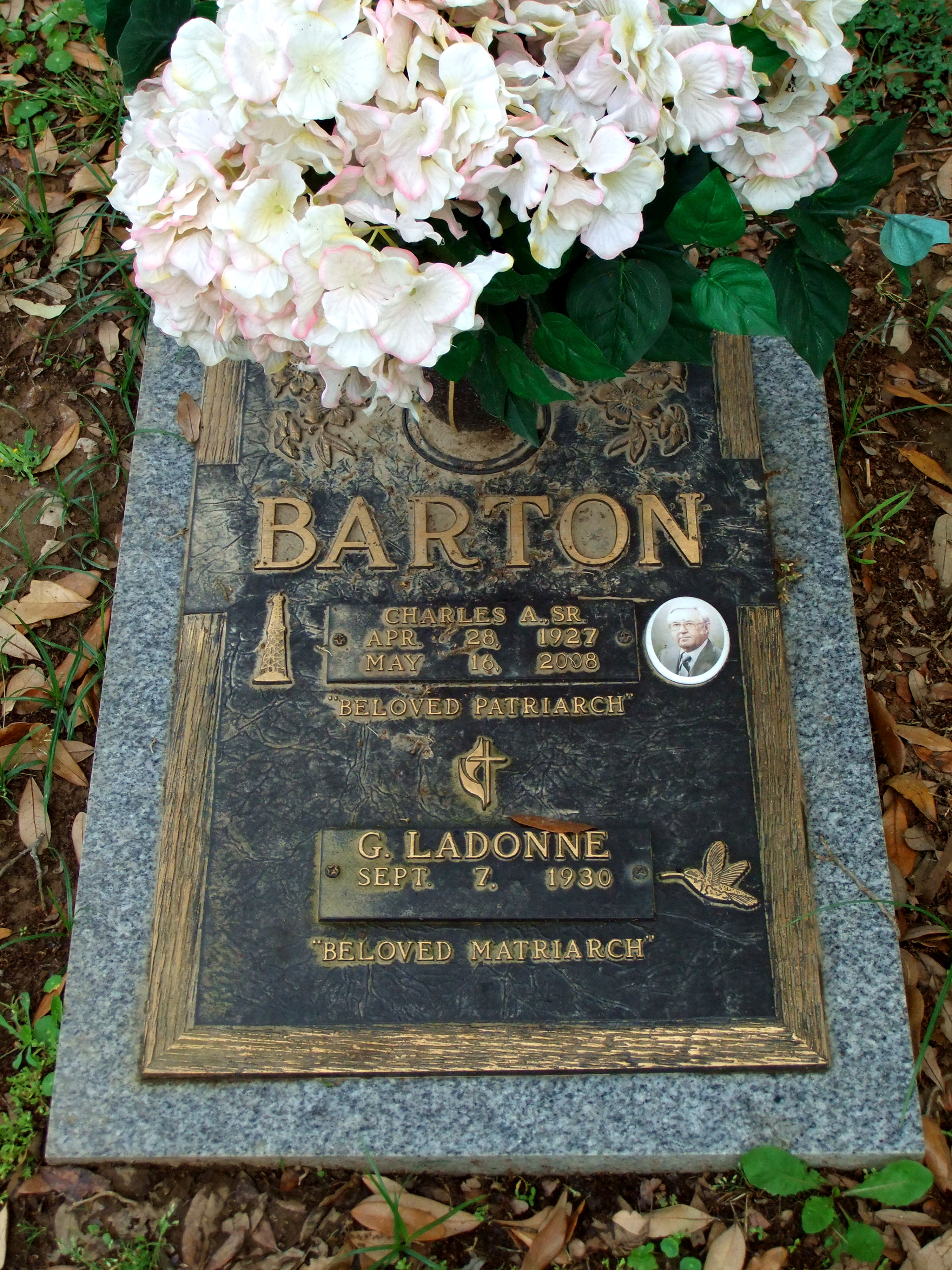 Charles Alvin Charlie Barton, Sr