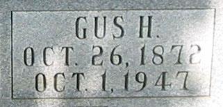 Gus Henry Drewry
