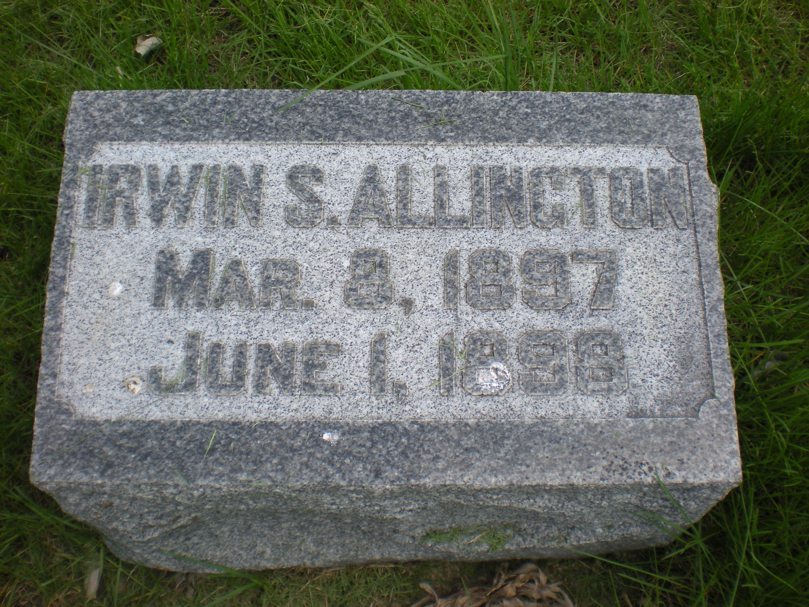 Irwin S. Allington