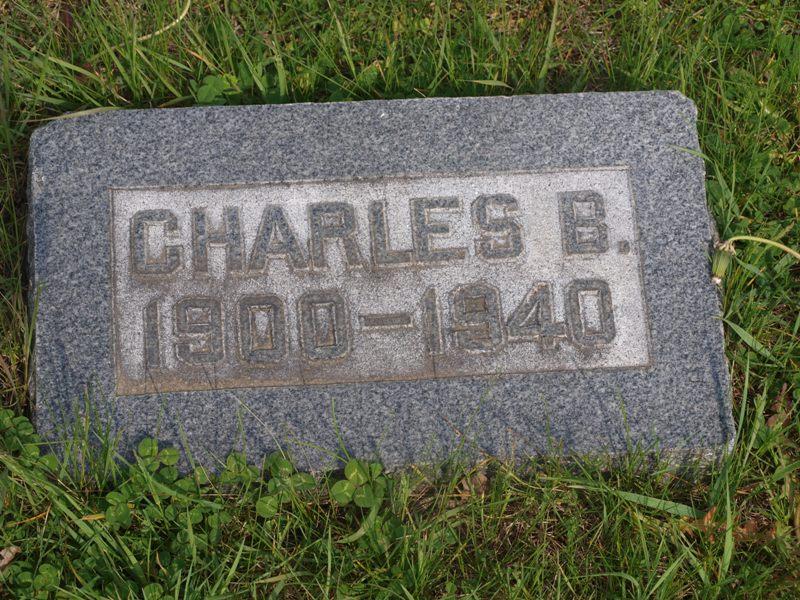 Charles B Mentzel