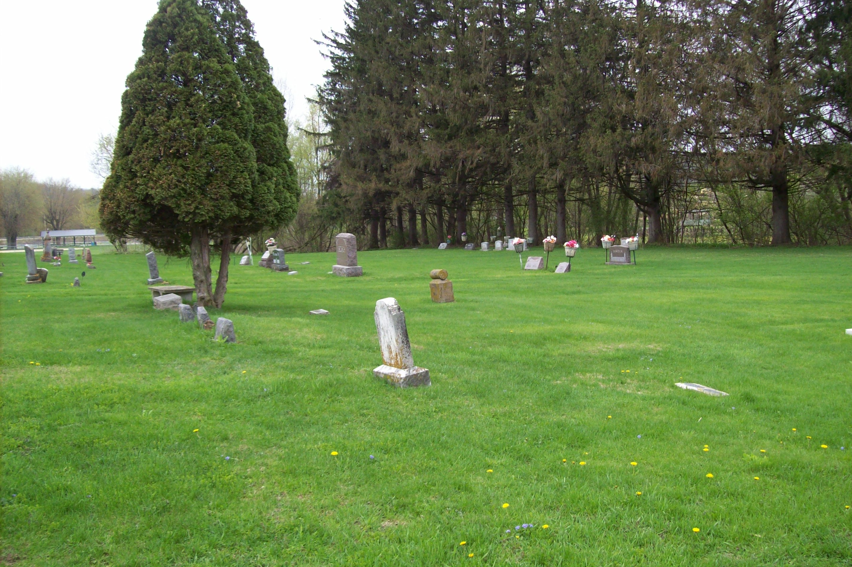 Readstown Cemetery