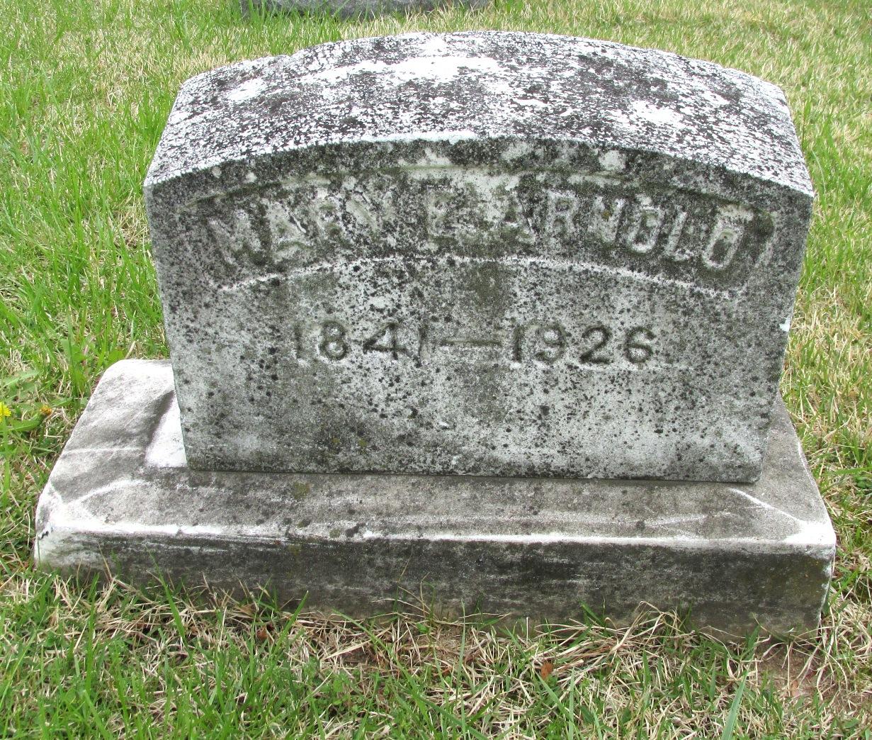 Mary E. Arnold