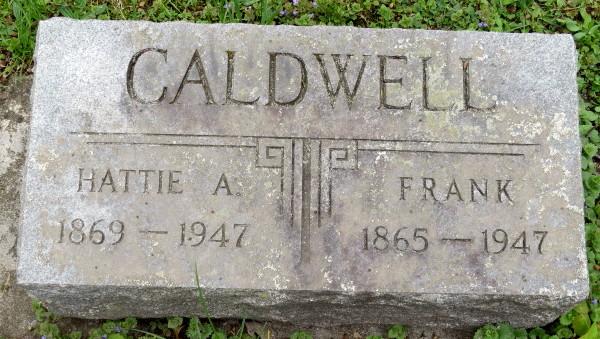 Hattie Alice <i>Payne</i> Caldwell