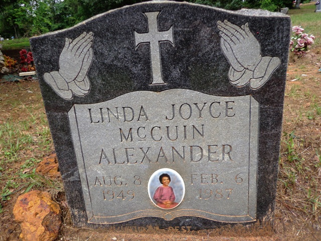 Linda Joyce <i>McCuin</i> Alexander