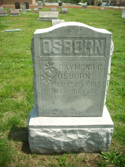 Raymond Calvin Osborn
