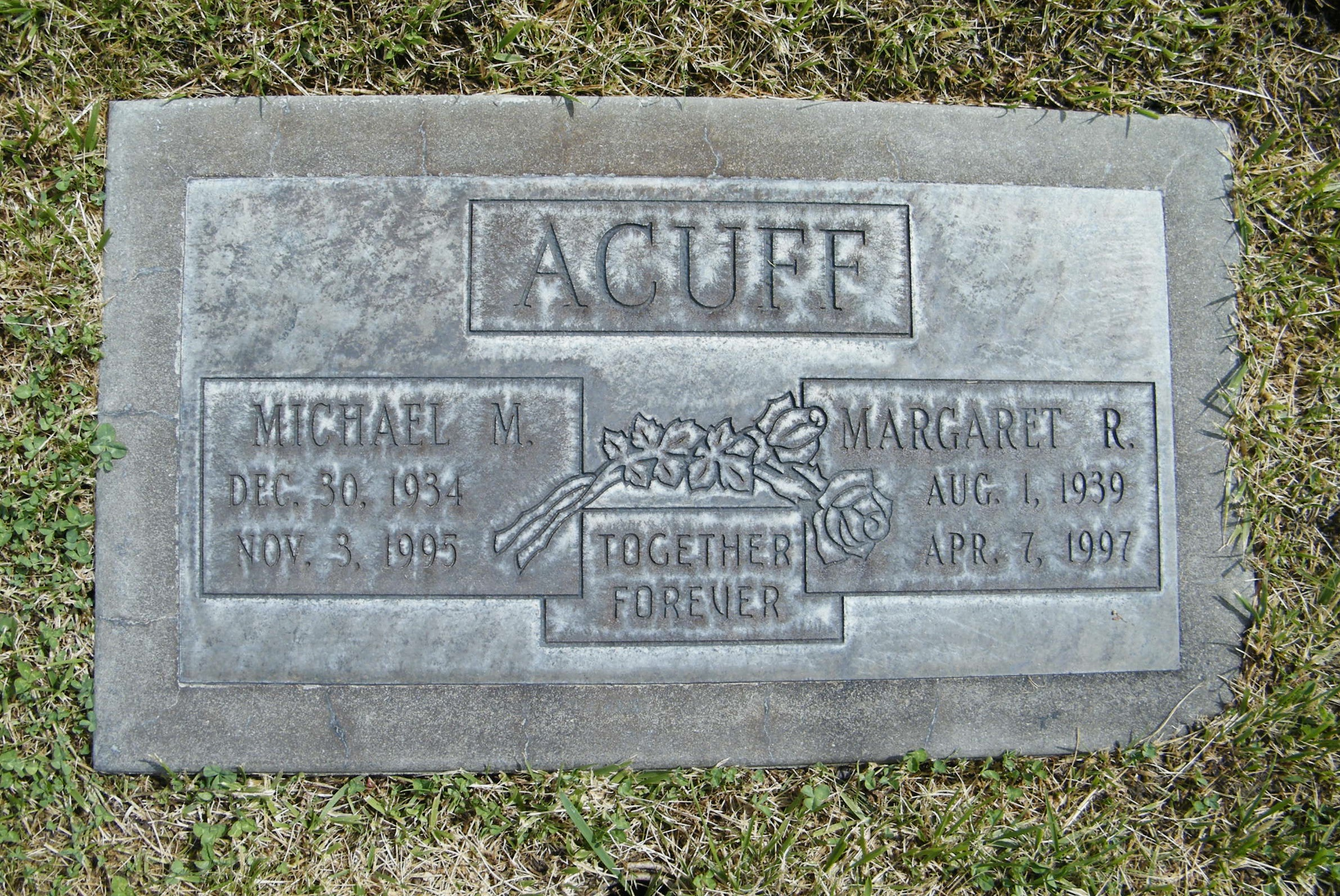 Michael McMahan Acuff