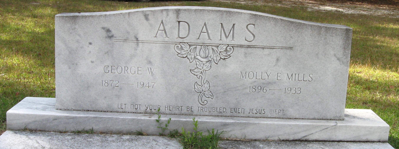 George Wiley Adams
