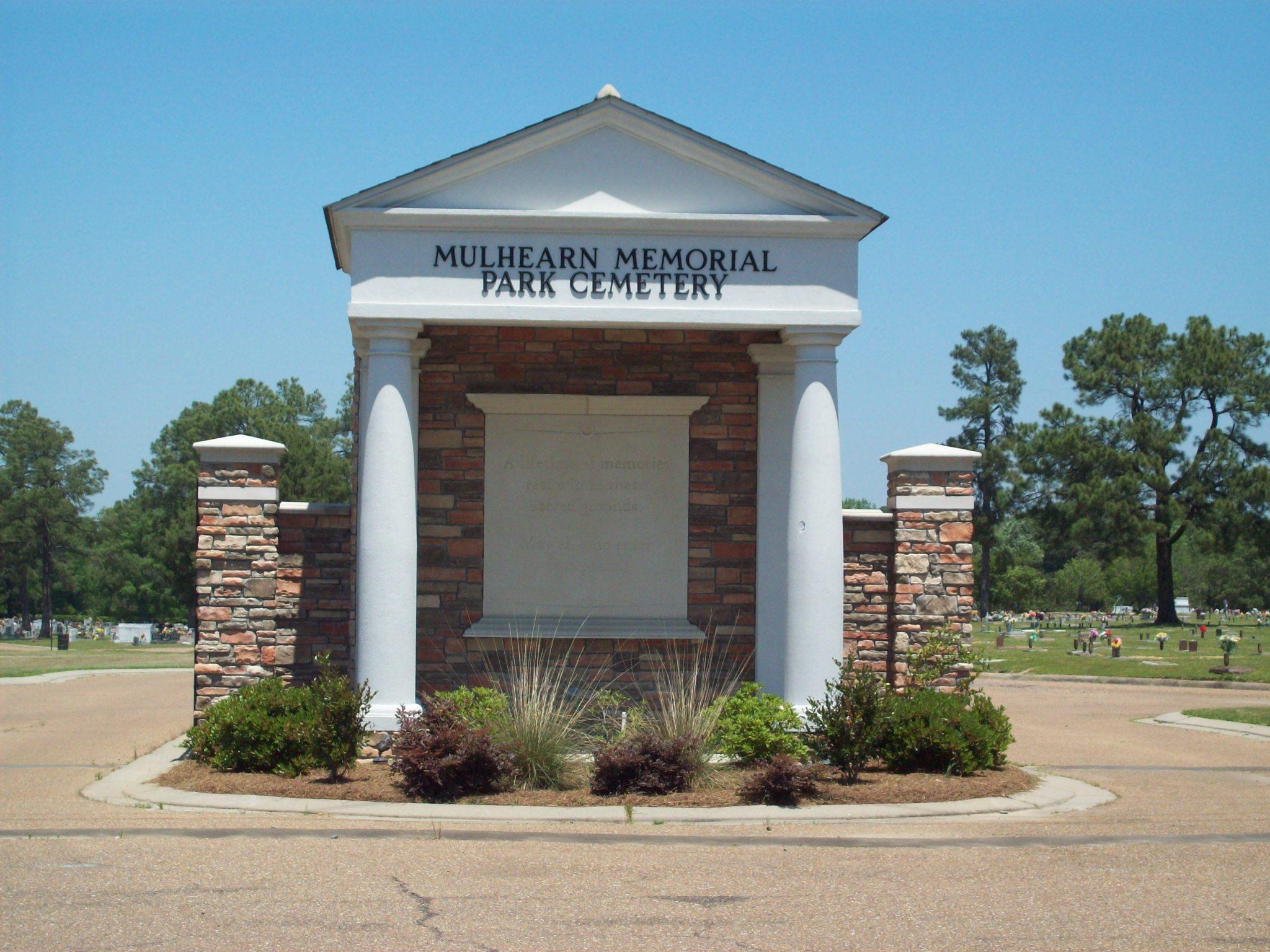 Mulhearn Memorial Park Cemetery