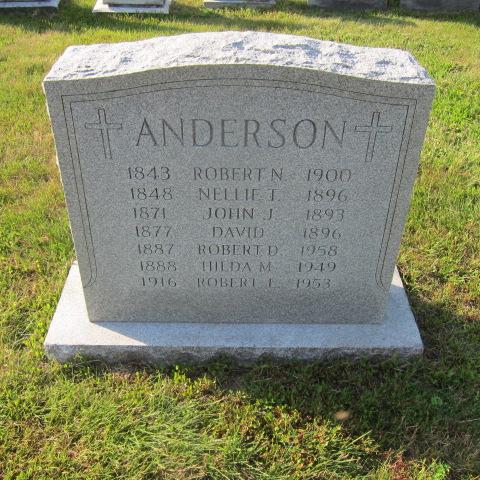 Robert N. Anderson