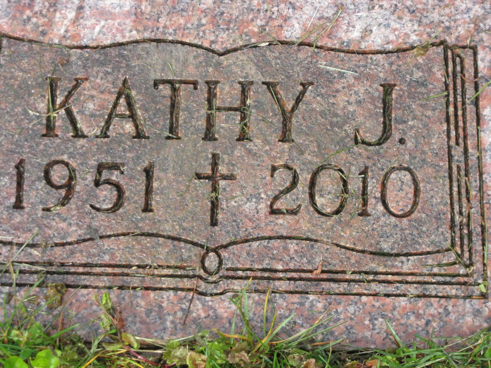 Kathy Jeanne <i>Worcester</i> Billington