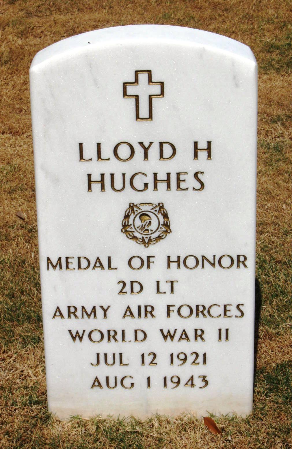 2LT Lloyd Herbert Pete Hughes