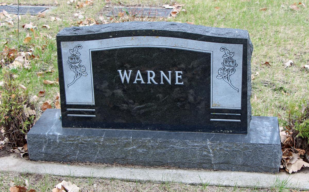 Scott Russell Warne