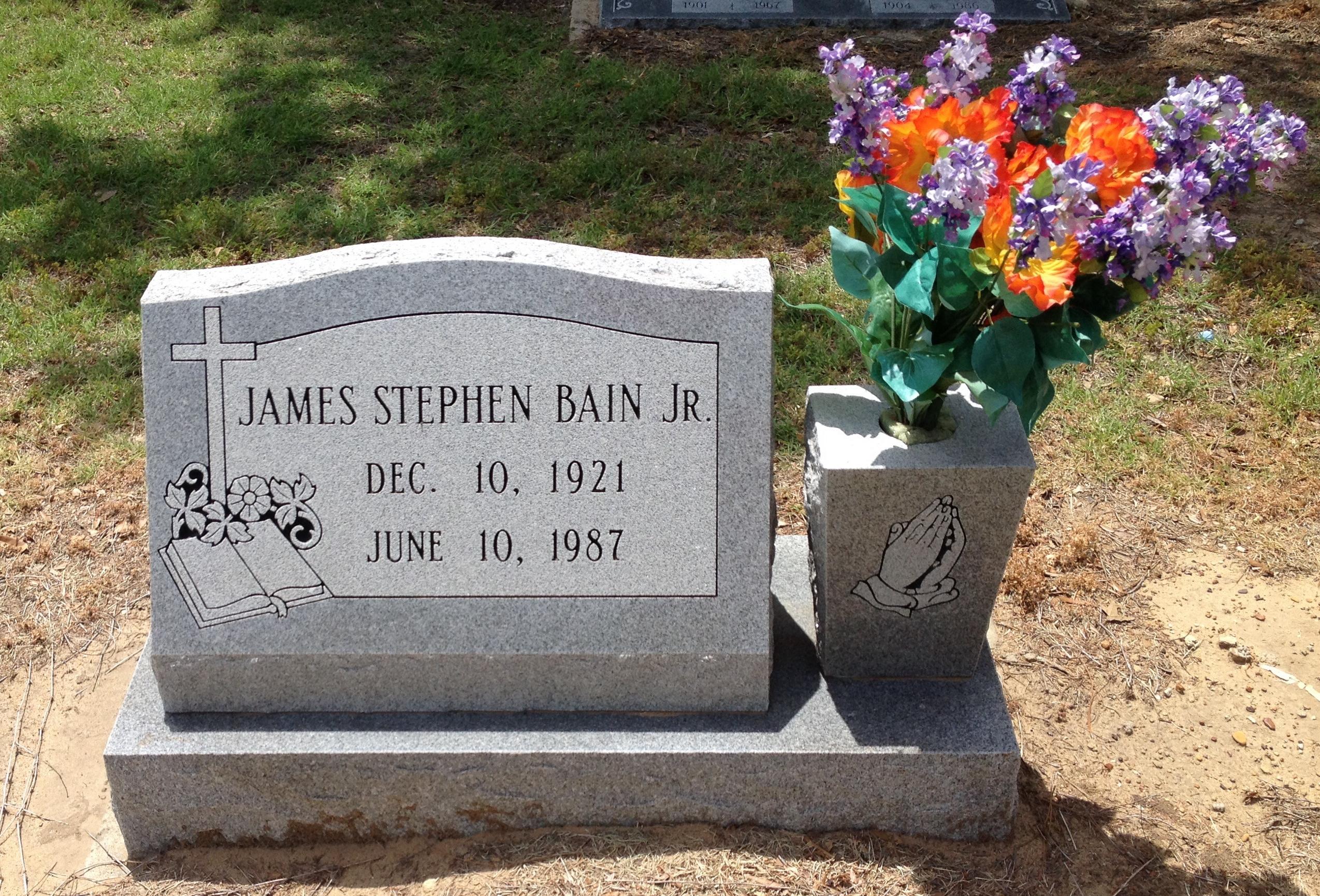 James Stephen Bain, Jr