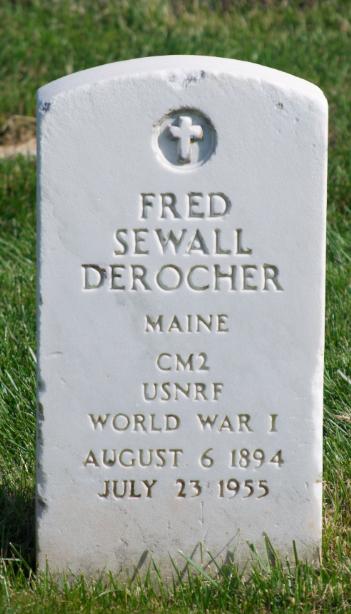 Fred Sewall Derocher
