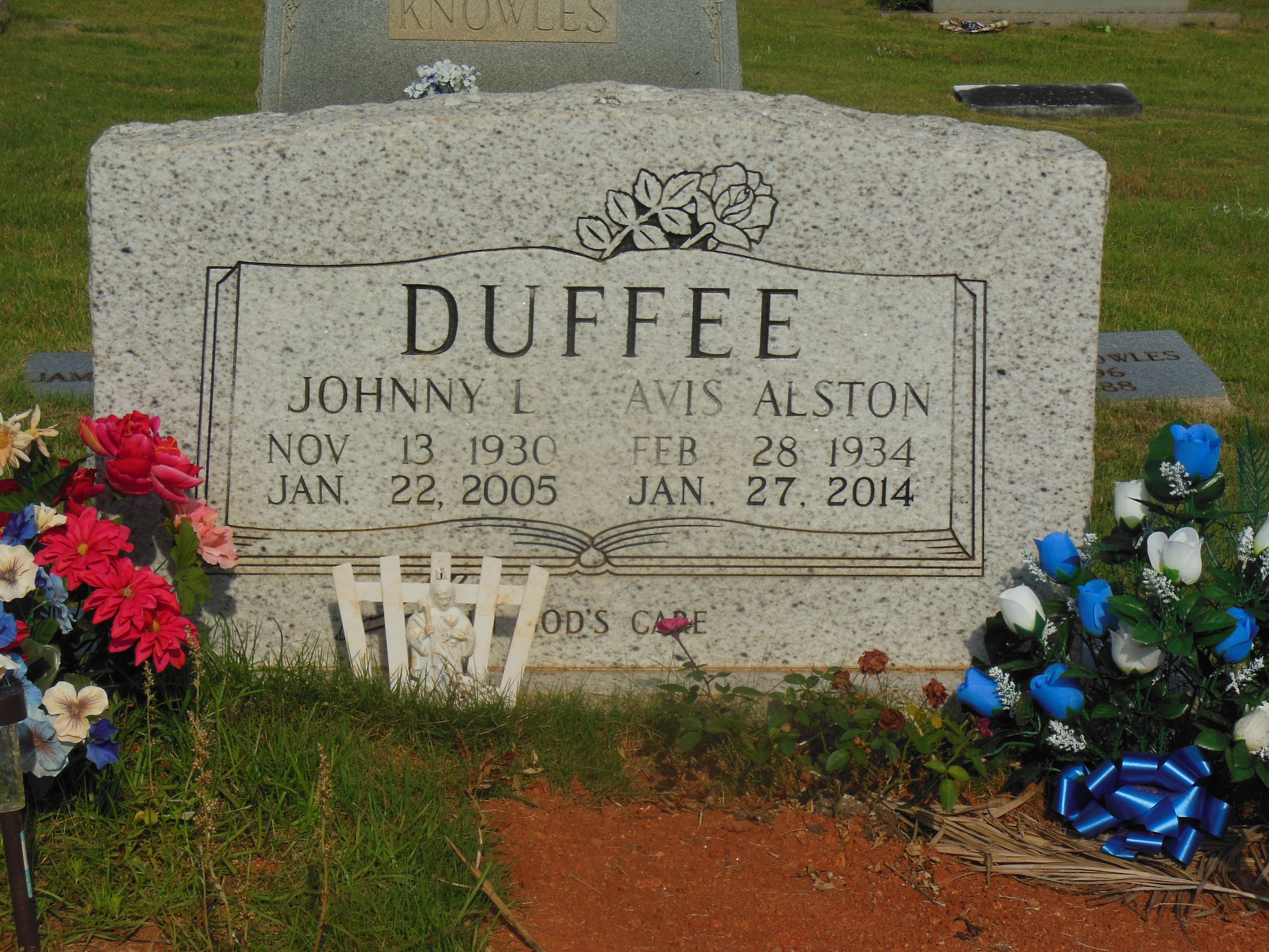 Avis Alston Duffee