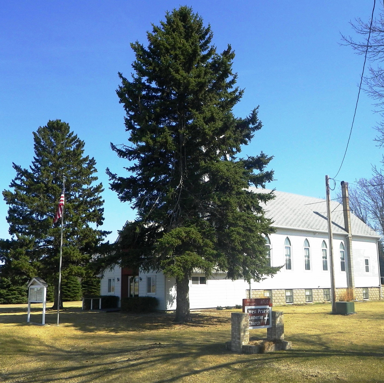 West Prairie Lutheran Cemetery