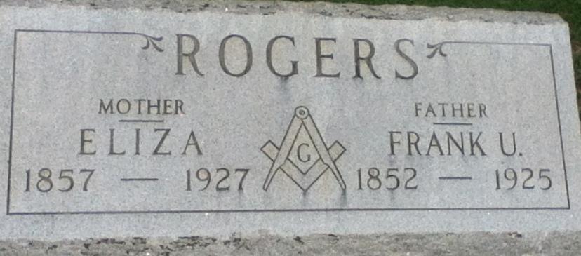 Eliza <i>Parker</i> Rogers