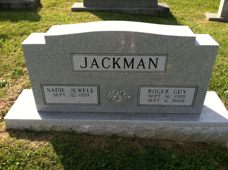 Roger Guy Jackman