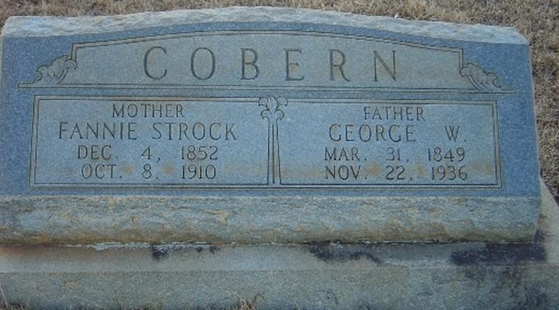 George Washington Cobern, Jr