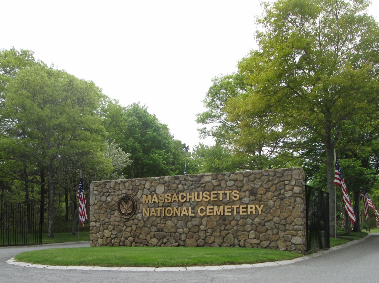 Massachusetts National Cemetery