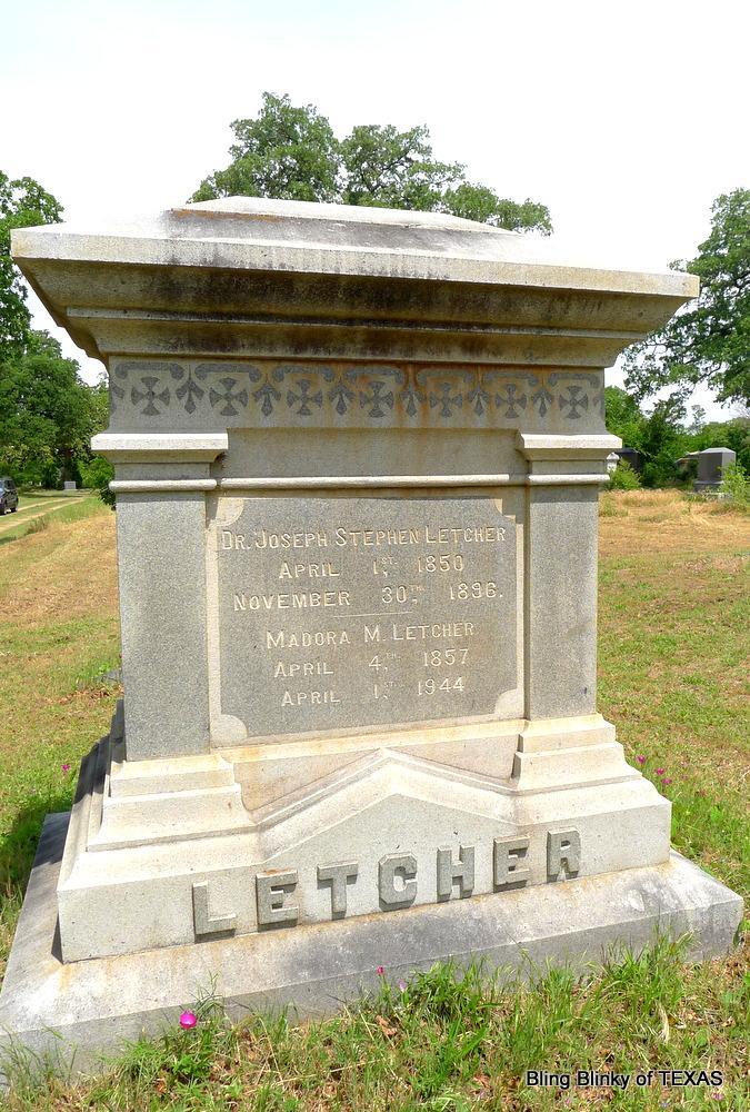Dr Joseph Stephen Letcher