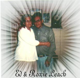 Edgar Ed Leach