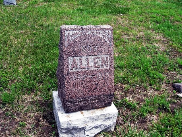 Boy Abraham Allen