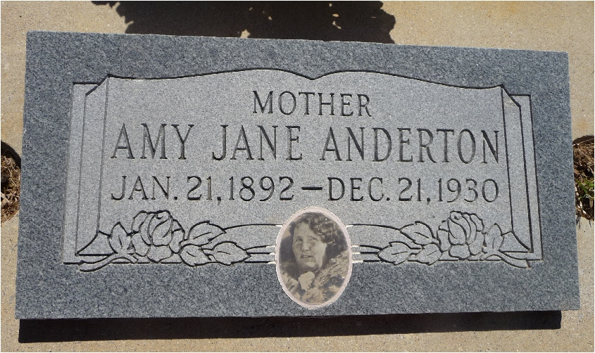 Amy Jane <i>Lowe</i> Anderton