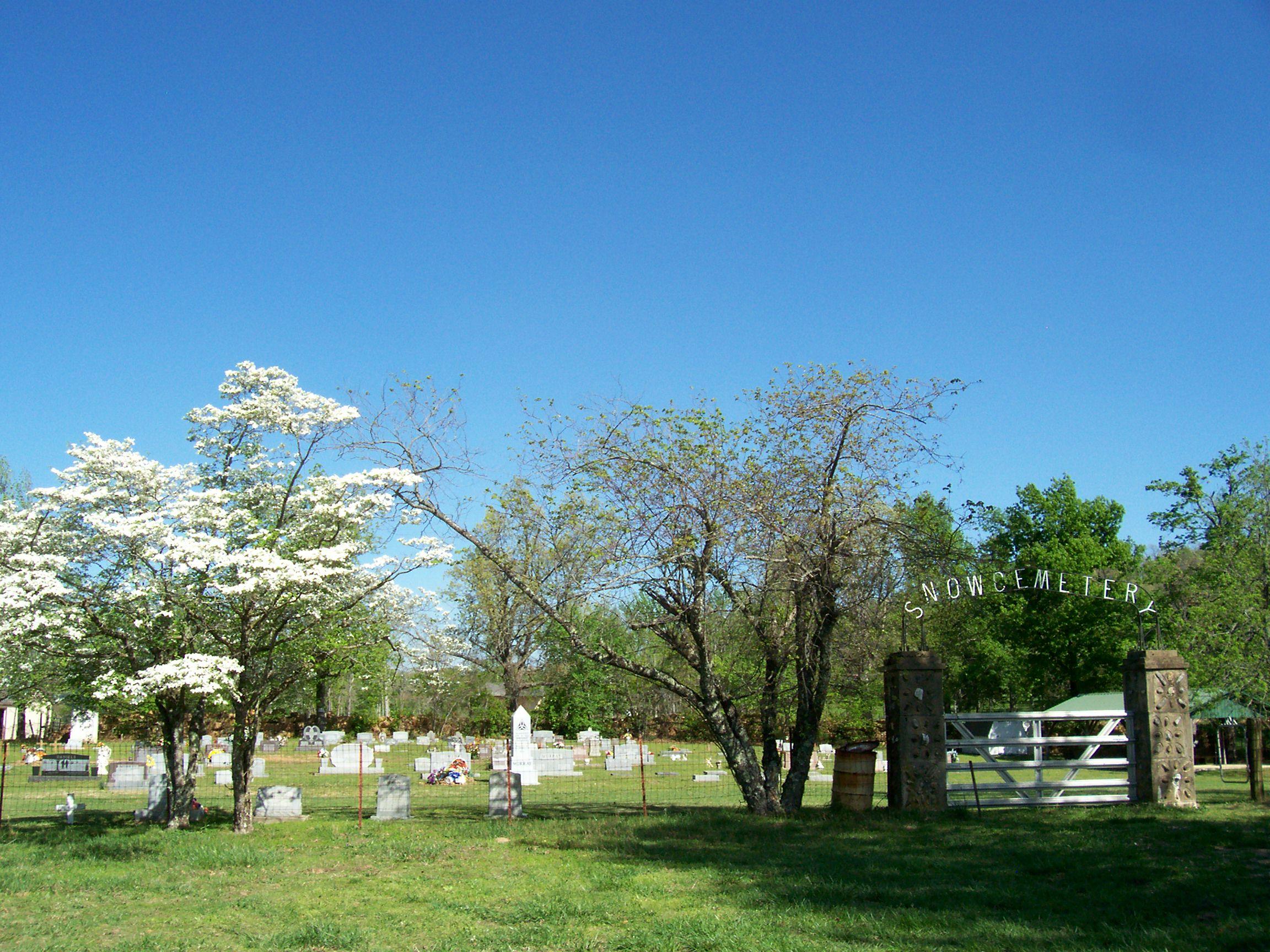 Snow Cemetery