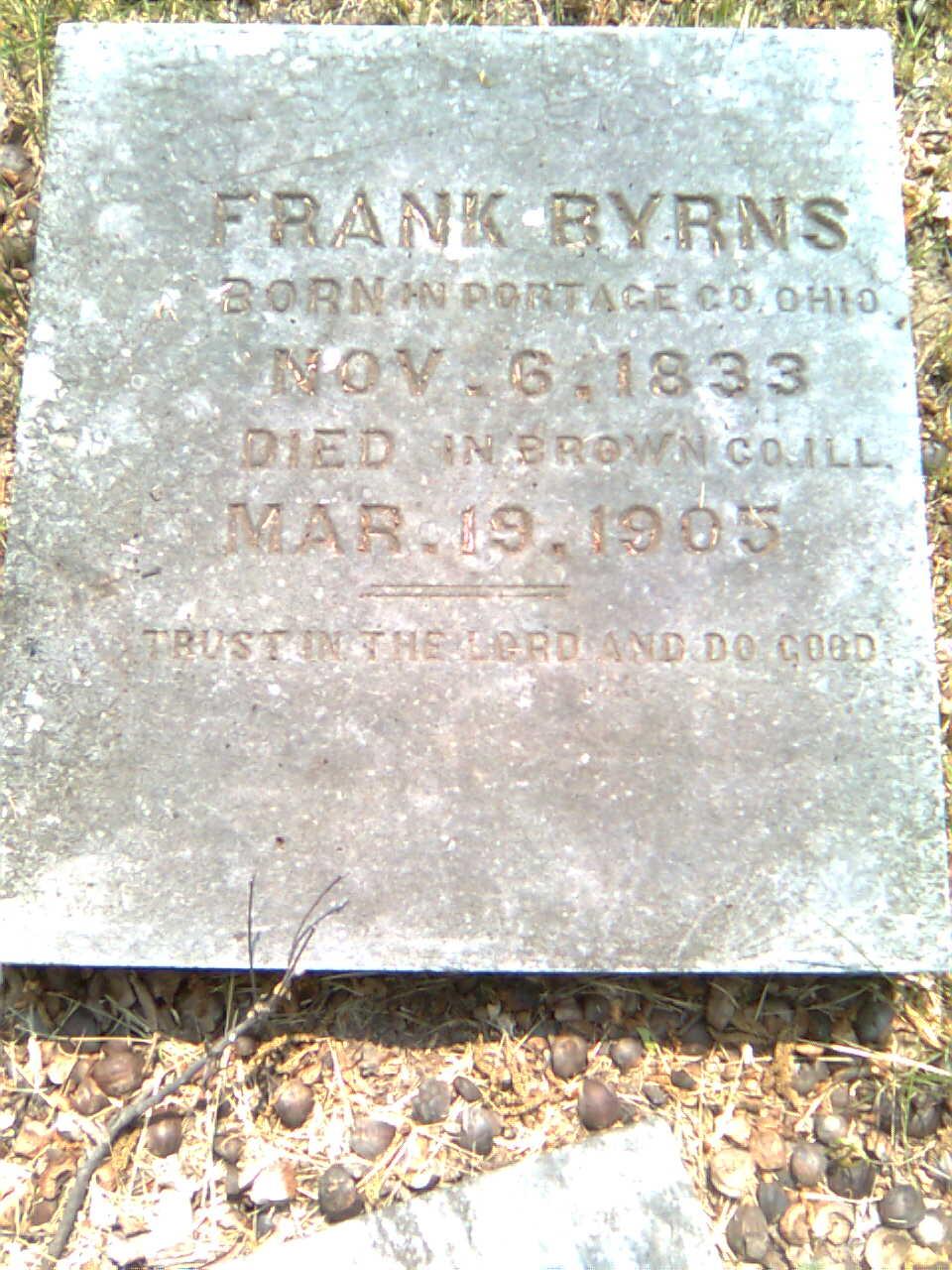 Frank Byrns