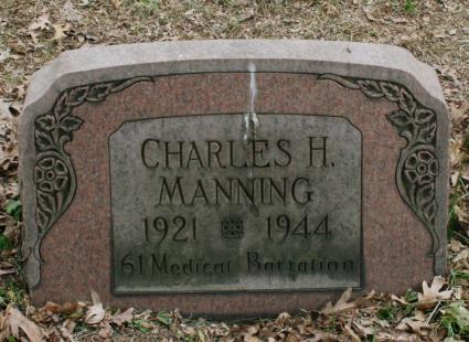 Charles H Manning