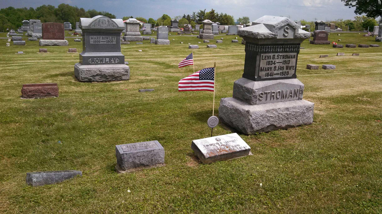 Mary Oscelia Brown Stroman (1841-1920) - Find A Grave Memorial