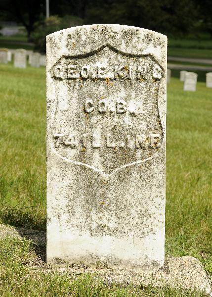 George E. King
