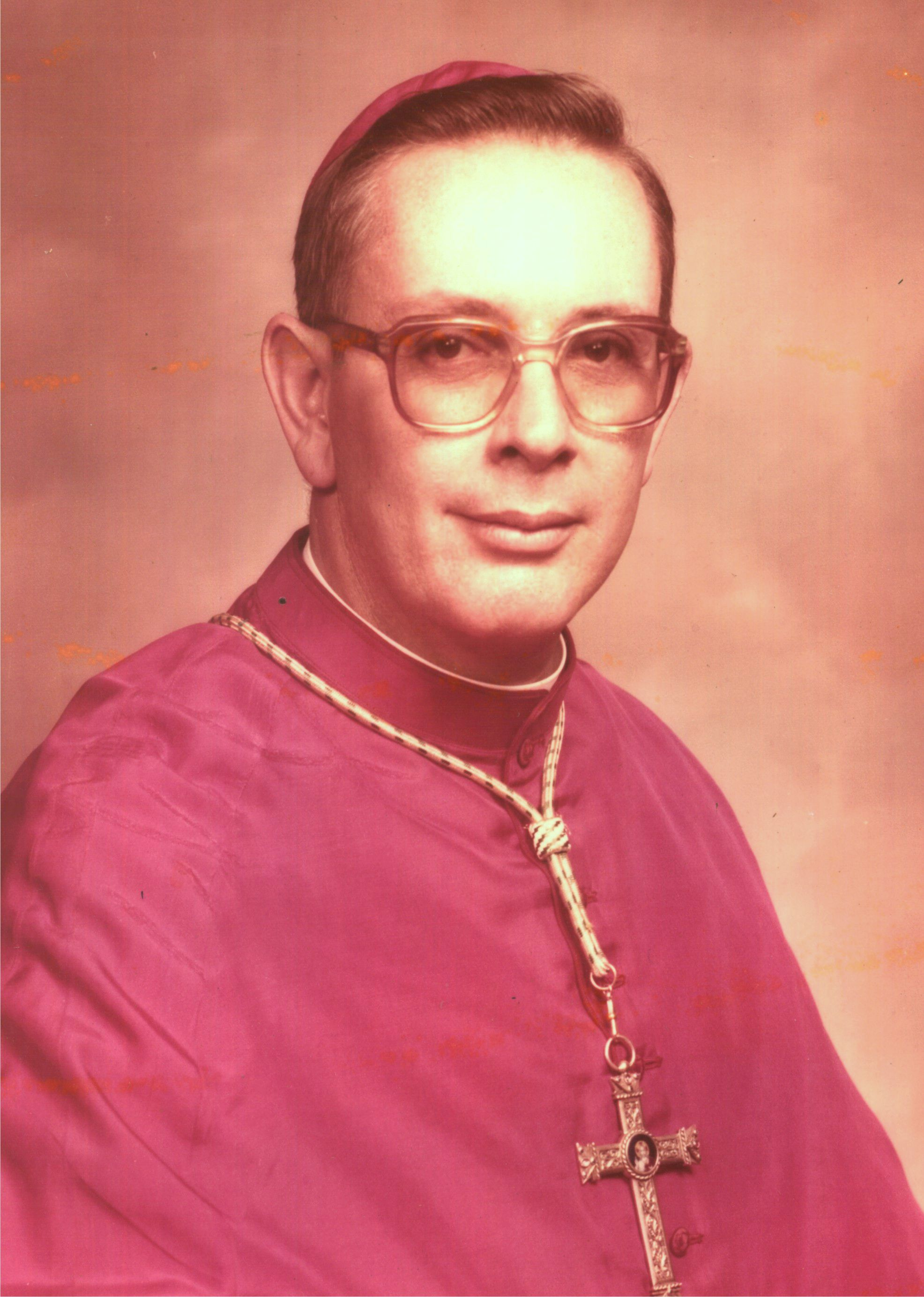 Bishop Miguel Pedro Mundo