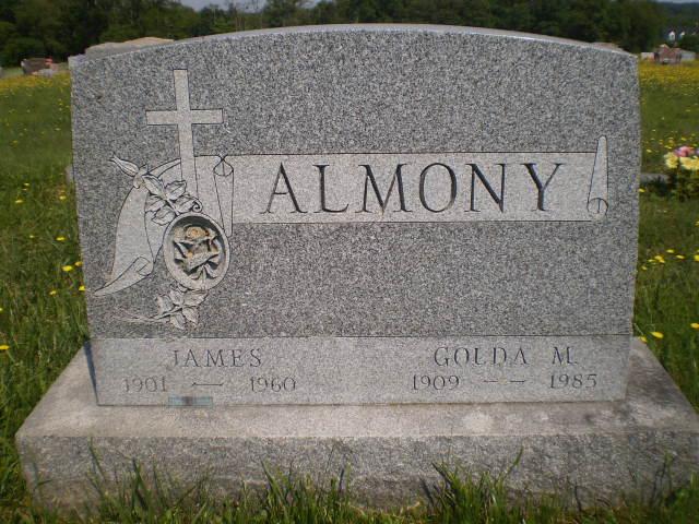 James Almony