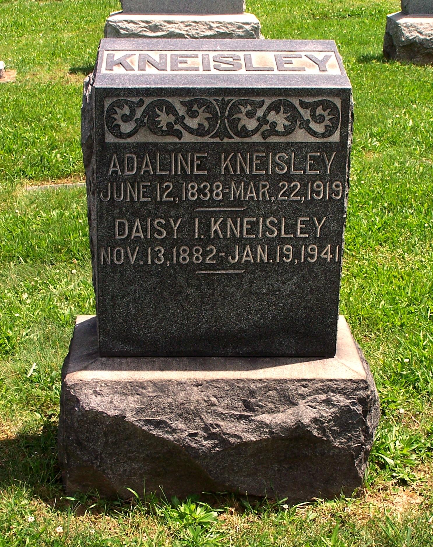 Daisy I Kneisley