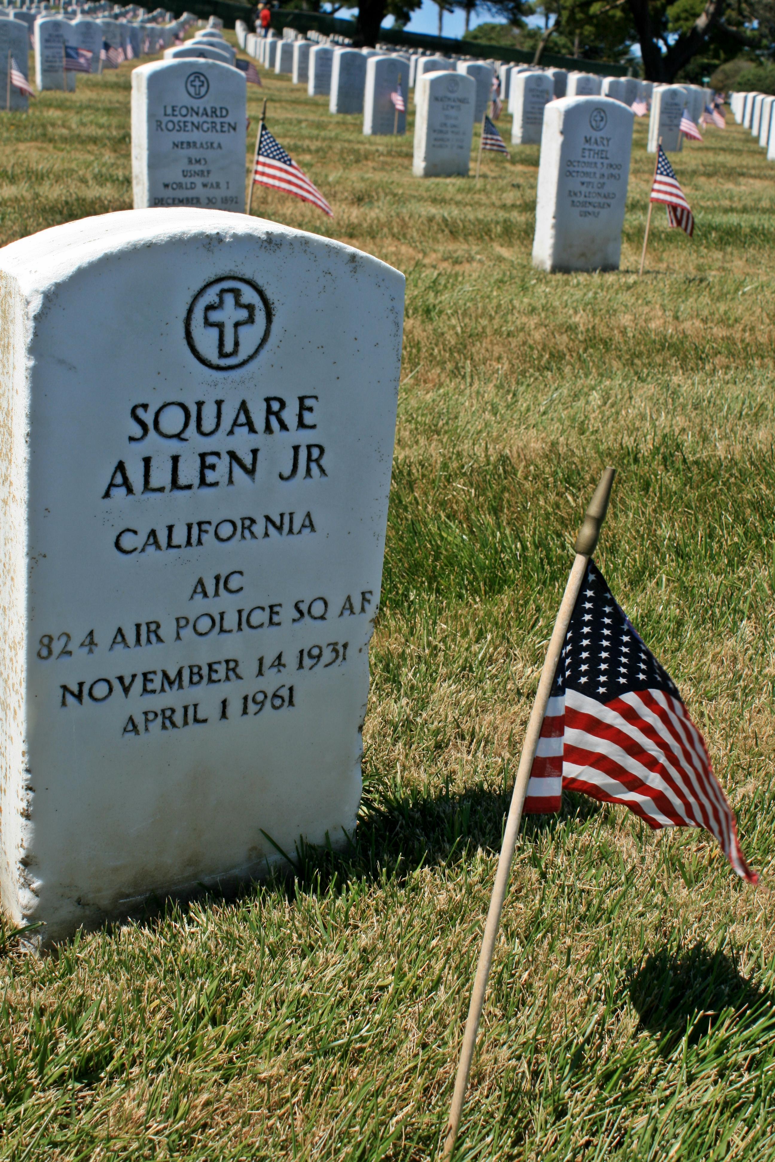Square Allen, Jr