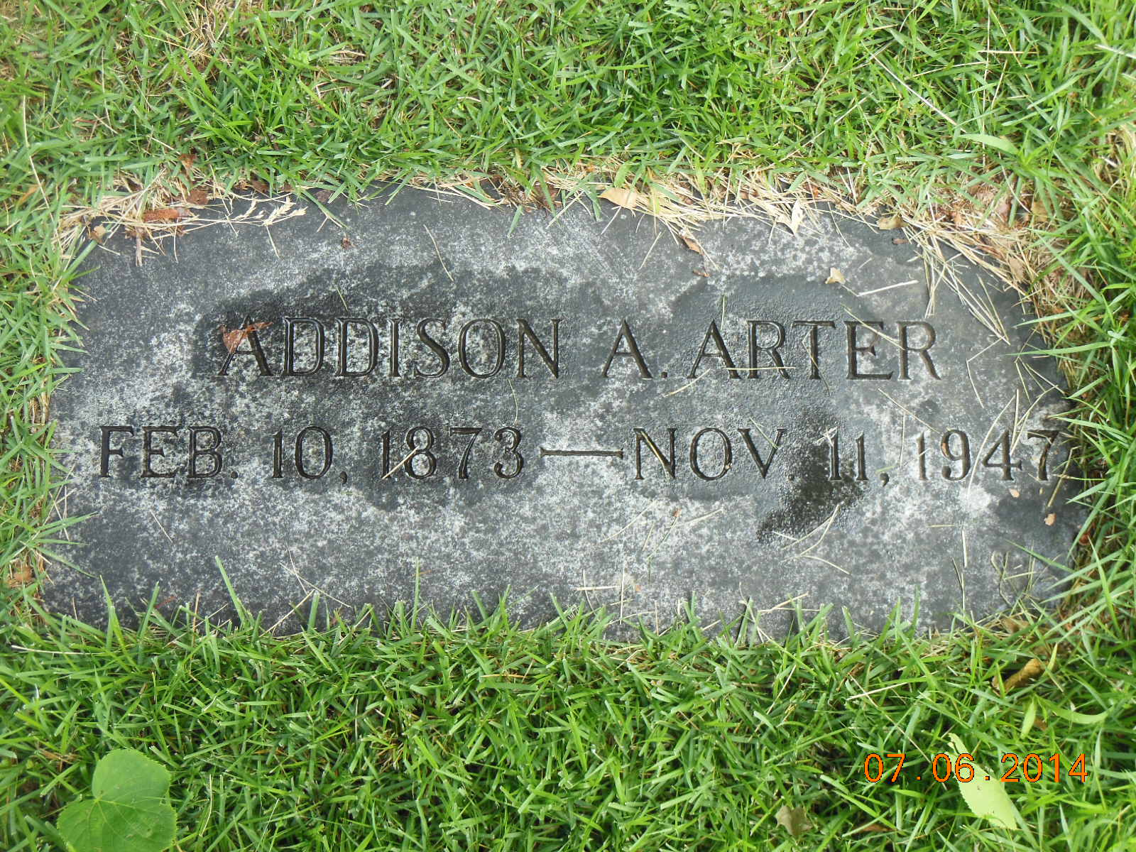 Addison A Arter
