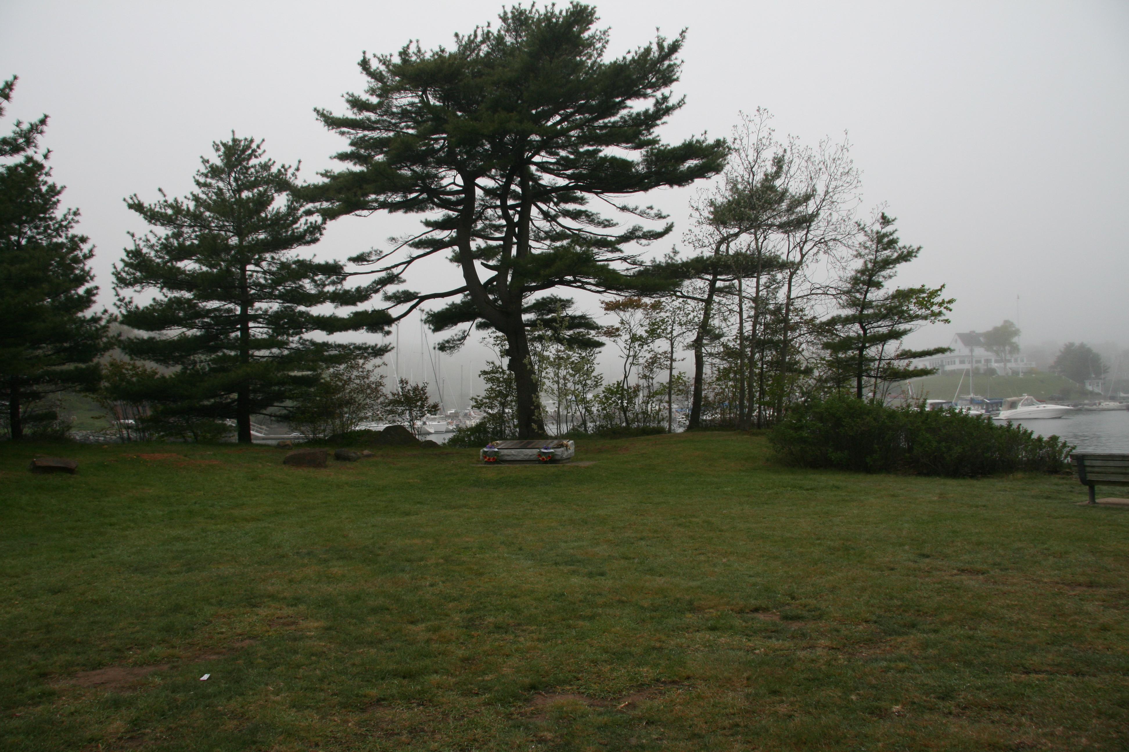 Deadman's Island Cemetery