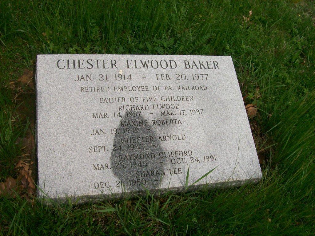 Chester Ellwood Baker