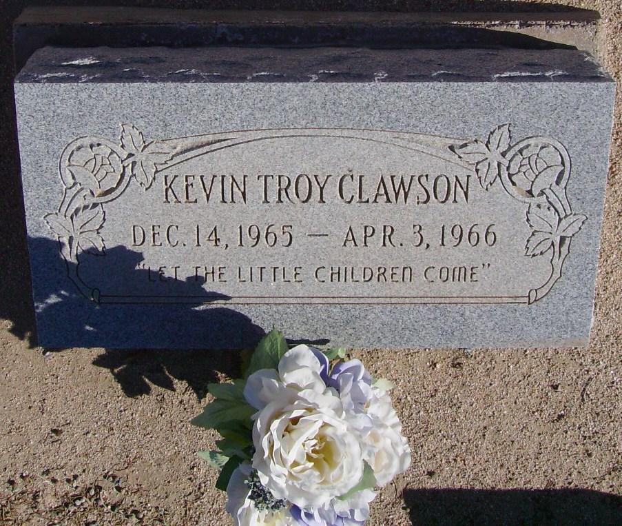 Kevin Troy Clawson