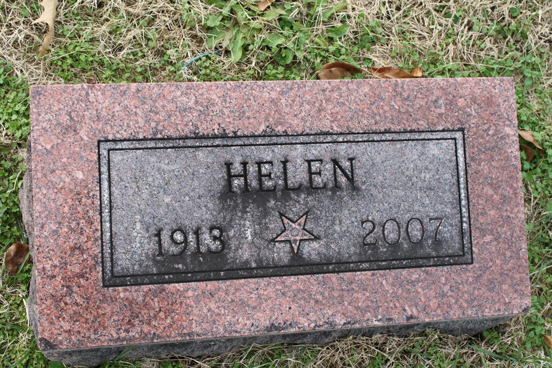 Helen Mae <i>Dawes</i> Barnes