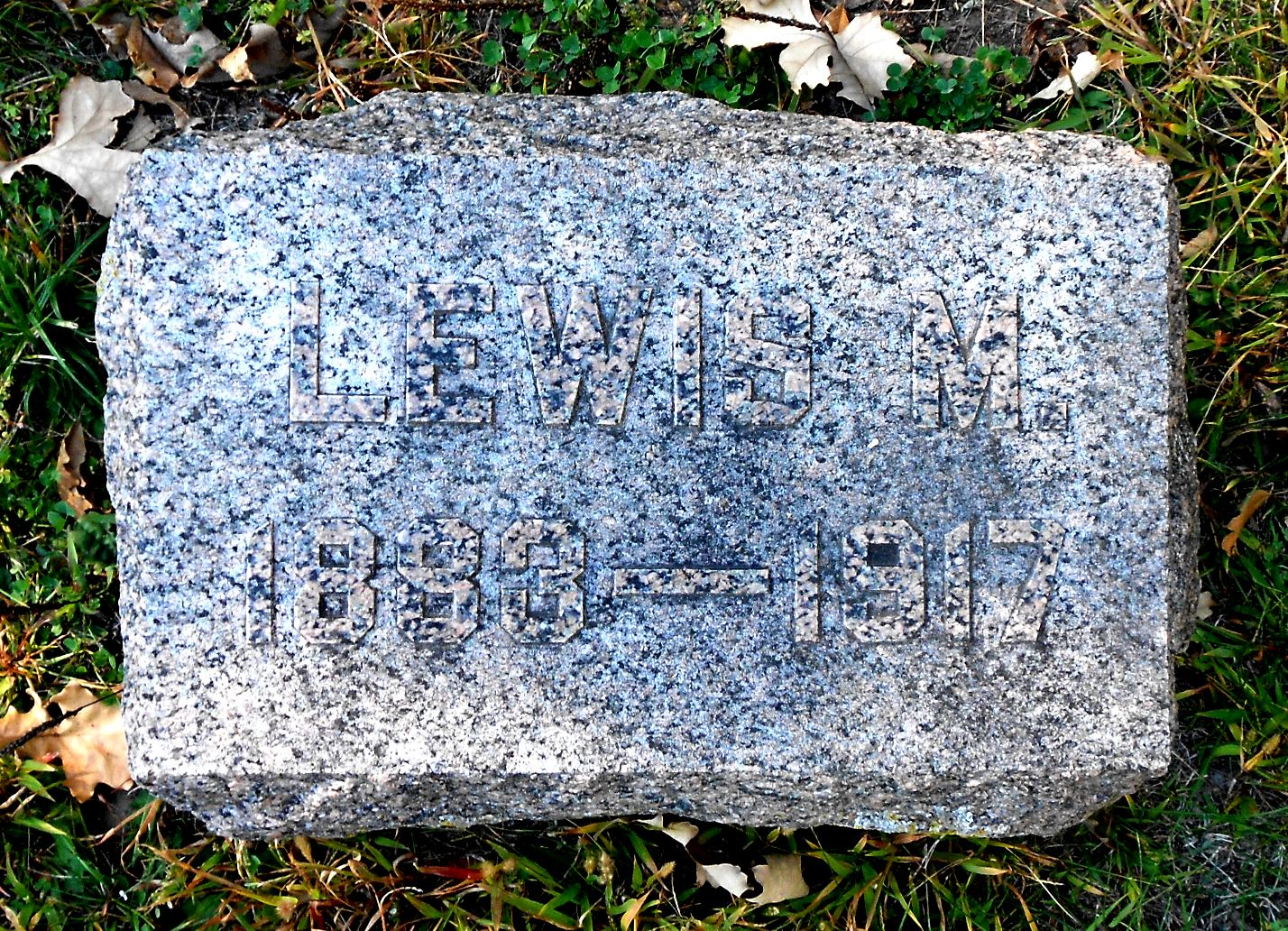 Lewis Martin Dawes